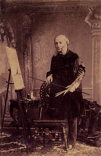 Image - Photo of Ivan Aivazovsky (1890s)