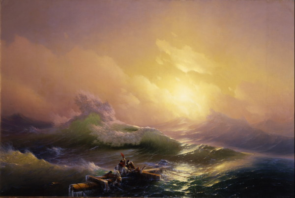 Image - Ivan Aivazovsky: The_Ninth_Wave.