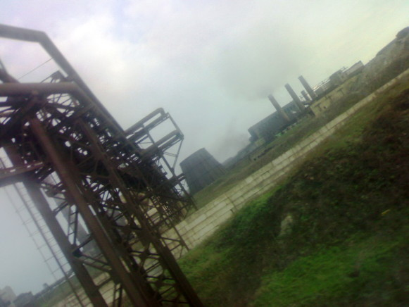 Image - The Alchevsk Metallurgical Complex.