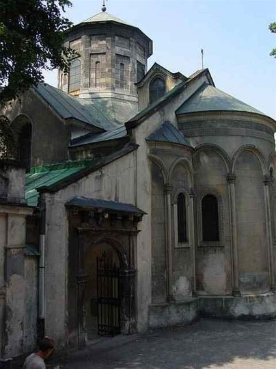 Image - The Armenian Cathedral in Lviv.