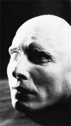 Image - The death mask of Stepan Bandera.