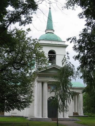 Image - The Resurrection Church (1803) in Baturyn.