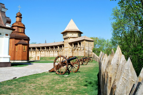 Image - The Baturyn fortress.