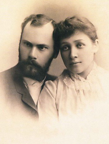 Image - Oleksii Beketov with wife