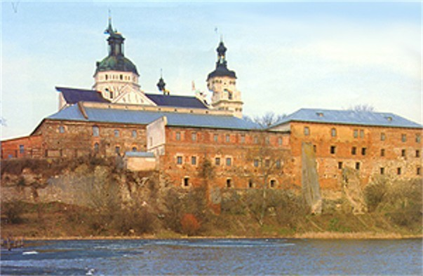 Image - Berdychiv Carmelite fortress, designed by Jan de Witte and constructed in 1739.