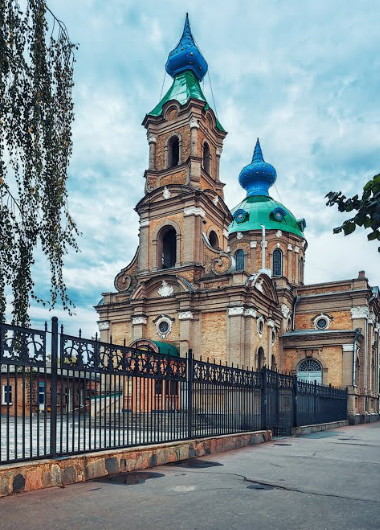 Image - Saint Nicholas's Church in Berdychiv.