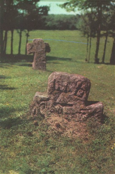 Image - 17th-century Cossack graves at Berestechko.