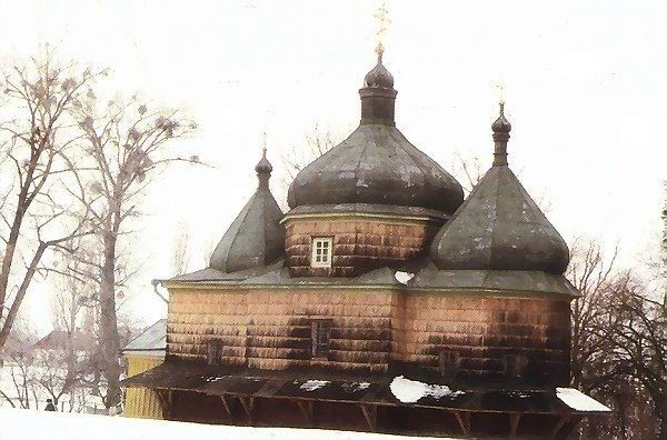 Image -- Saint Michael's Church (1650) in Berestechko.