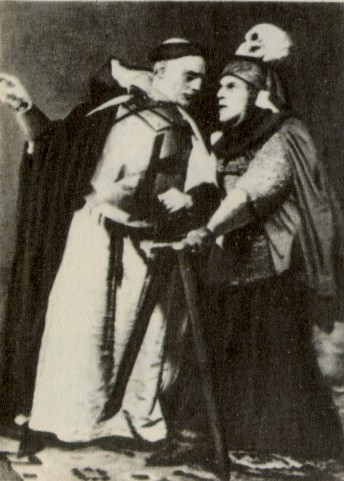 Image - A scene from the Berezil theatre's performance of Prosper Merimee's La Jaquerie.