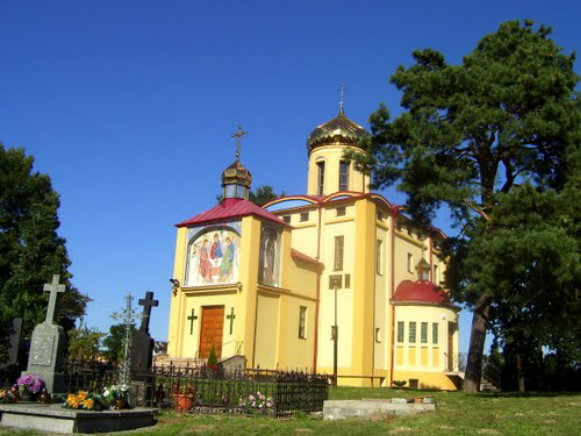 Image - Biala Podlaska: Saints Cyril and Methodius Orthodox Church.