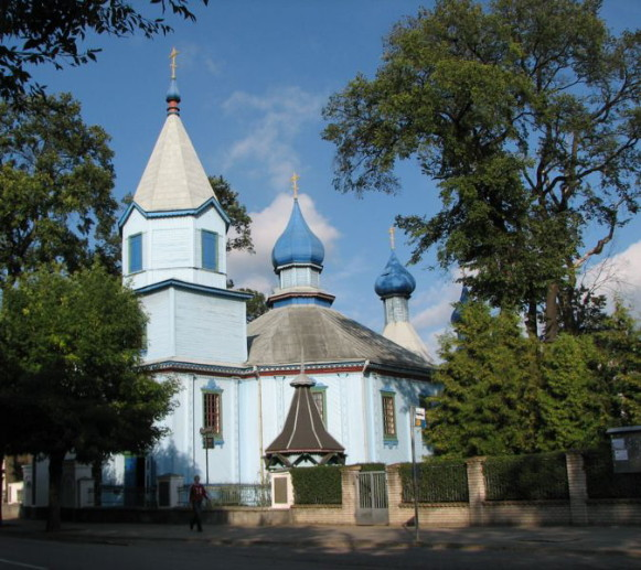 Image - The Assumption of Archangel Michael Orthodox Church in Bielsk Podlaski.