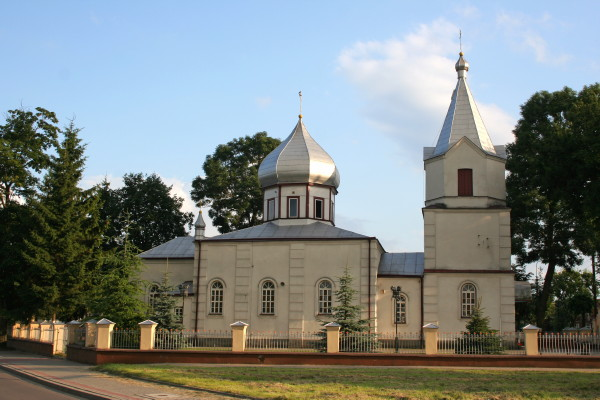 Image - The Resurrection Orthodox Church in Bielsk Podlaski.