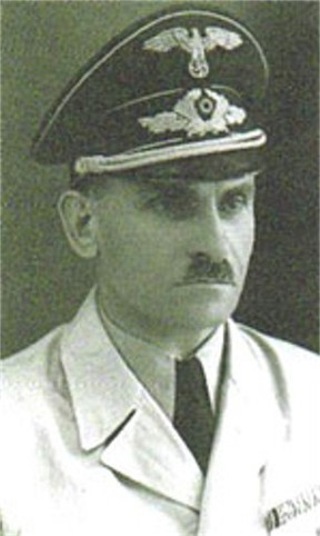 Image - Alfred Bizanz during the Second World War.