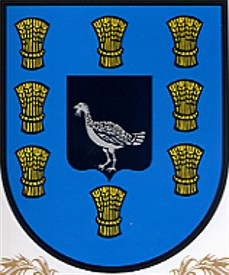 Image - Coat of arms of Bobrynets (since 1847).