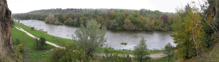 Image - The Boh River in Vinnytsia oblast.
