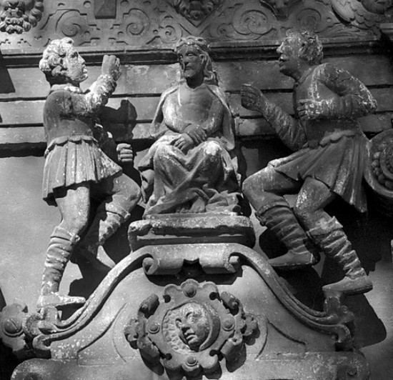 Image - The Boim Chapel in Lviv: sculptures by Jan Pfister.