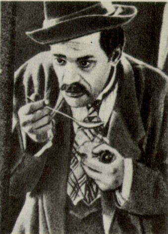 Image - Amvrosii Buchma as Jimmy Higgins in the Berezil production (1923).