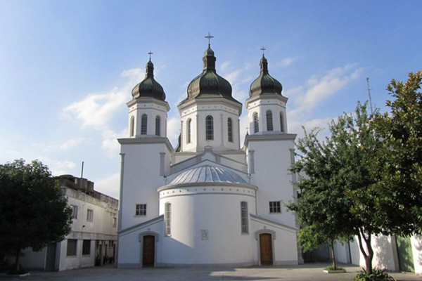 Image - Ukrainian Cathedral of the Holy Protection in Buenos Aires, Argentina.