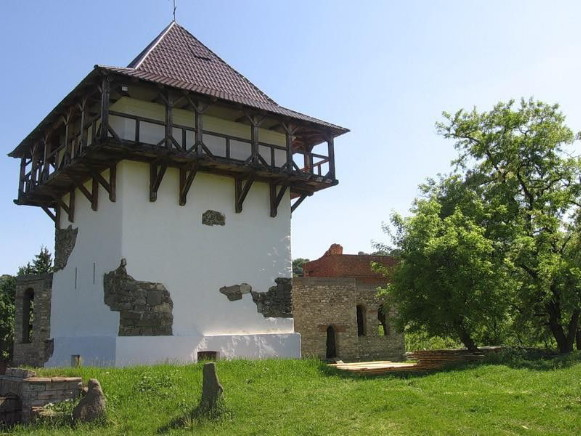 Image - The Cossack town hall in the Busha Historical and Cultural Reserve.