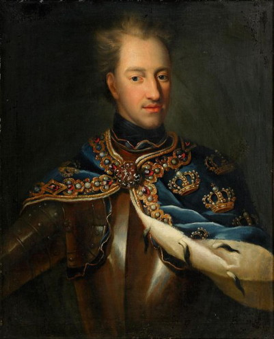 Image - Charles XII of Sweden (portrait).
