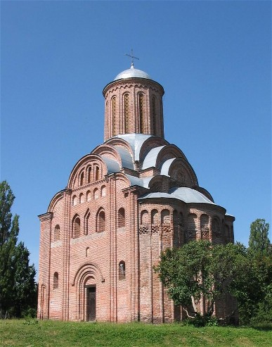 Famous Architects Of The 20Th Century picchchernihiv good friday church