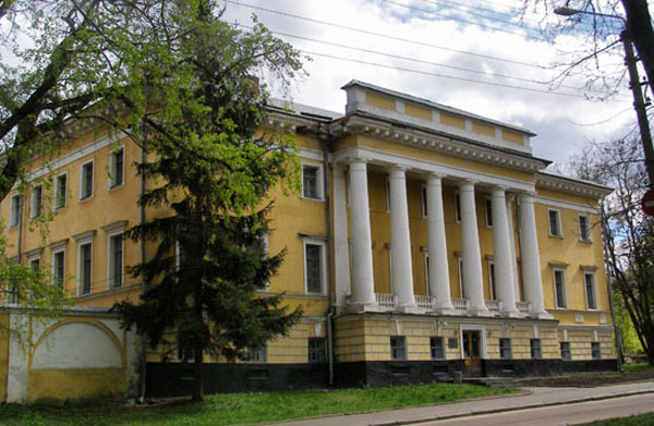 Image -- The Chernihiv Historical Museum