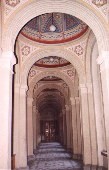 Image - Chernivtsi University: interior.