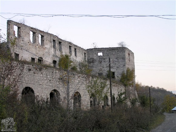 Image - Ruins of the Chortkiv castle (16th-17th century).