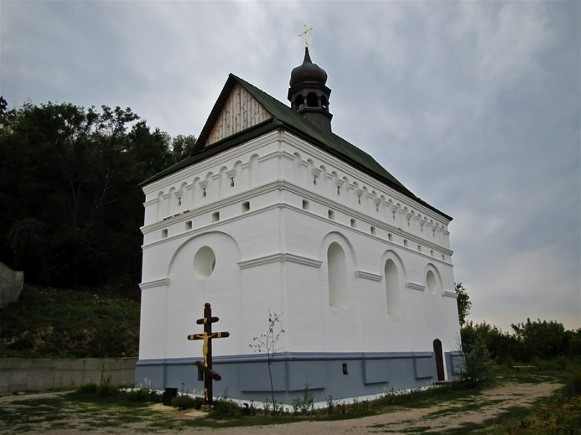 Image - Chyhyryn: SS Peter and Paul Church (rebuilt in 2009).