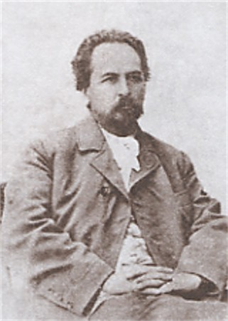 Image - Photo of Yevhen Chykalenko (1900s).
