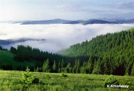 Image - Chyvchyn Mountains landscape.