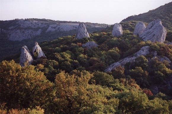Image - The Crimean Mountains