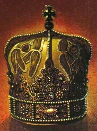 Image - The crown of Danylo Romanovych.