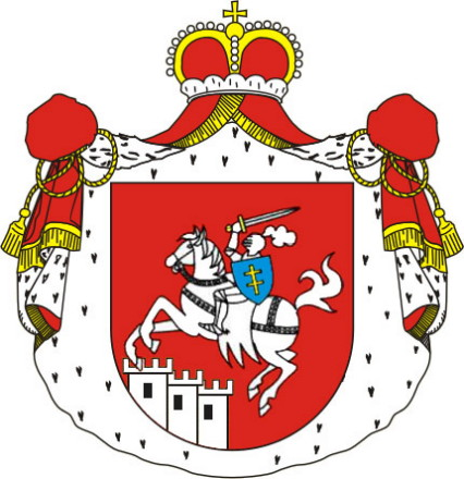 Image - The Czartoryski family coat of arms.