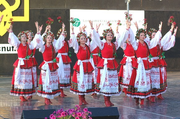Image - Canada's National Ukrainian Festival in Dauphin, Manitoba.