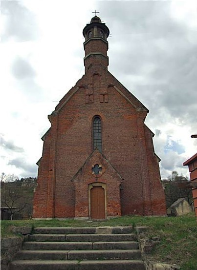 Image - The Roman Catholic Church of Saint Francis in Deliatyn
