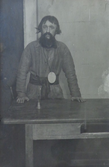 Image - Teofil Demchuk in I. Tohobochnys Fighters for Dreams (New Lviv Theater 1919) (photo courtesy Roman Lavrentiy).