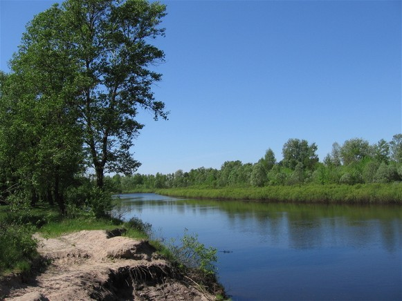 Image - The Desna River