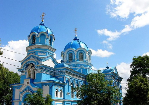Image - Dnipro: Church of the Dormition.