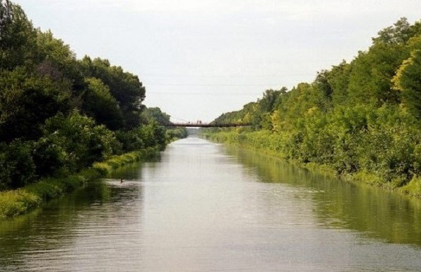 Image - The Dnipro-Kryvyi Rih Canal.