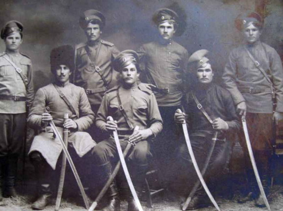 Image - Don Cossacks (early 1900s photo).