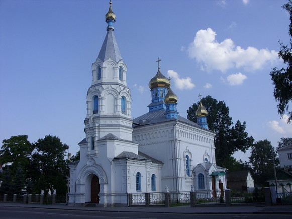 Image - Dubno: Saint Elijah Church (1908).