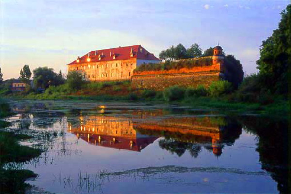 Image - The Dubno castle.