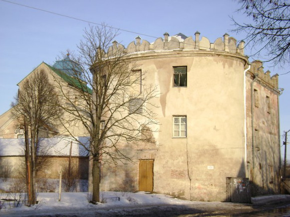 Image - Dubno: Lutsk Gate (17th century).