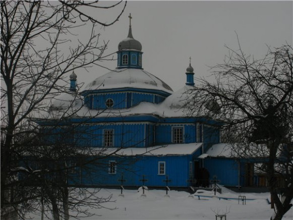 Image - Dubno: Saint George's Church (1700).