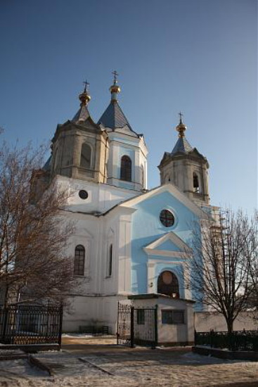 Image - Dzhankoi: Church of the Holy Protection.