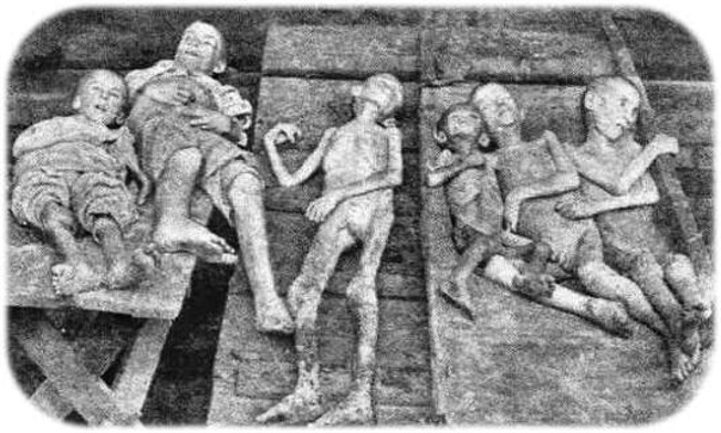 Image - Victims of the Famine-Genocide of 1932-3 in Ukraine.