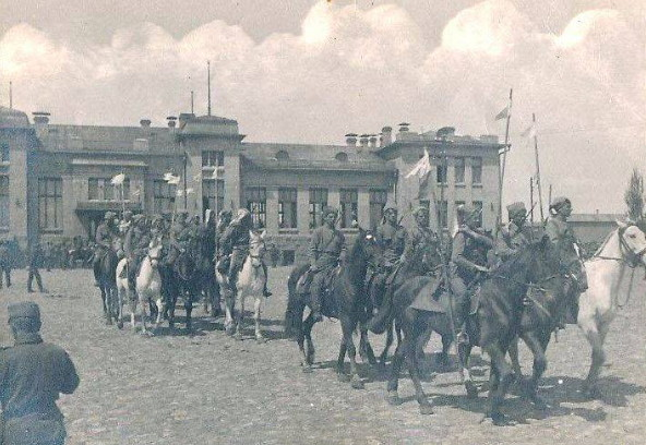 Image - The First Zaporozhian Corps (Bakhmut 1918).
