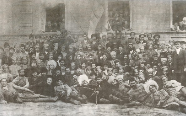 Image - A congress of the Free Cossacks (Chyhyryn, October 1917).