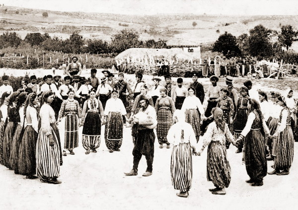 Image - Gagauzy in Bulgaria (historical photo).